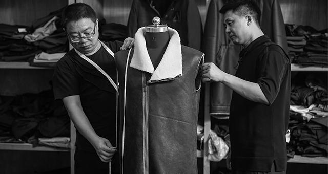 男装设计公司