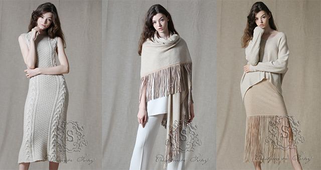 卡诗米·娅Cashmere Song顶级羊绒时装